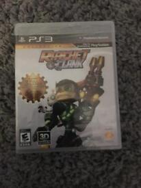Ratchet and Clank PS3 £35 + P+P