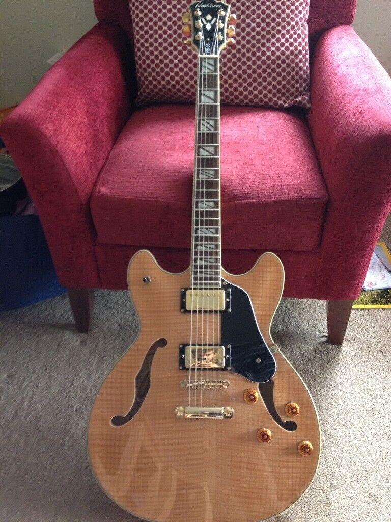 Washburn HB-35 Guitar