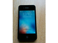 Apple iPhone 4s 32GB Black (Vodafone) smartphone
