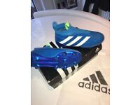Brand new kids adidas ace 16 + pure control football boots