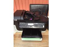Hp office jet 6500 printer/scanner/scanner excellent condition