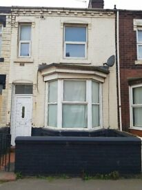 **LET BY** 2 BEDROOM HOUSE**NEWFORD CRESCENT**