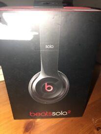 Genuine Beats Solo 2 Headphones