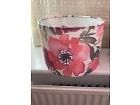 2 lovely lamp shades for sale