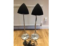 Bang and olufson Beolab 4 speakers with stands