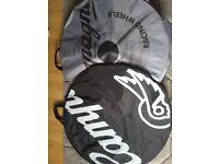 2 x Campagnolo wheel bag