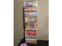50 Children's DVDs