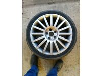 Ford Mondeo 5 stud 18inch St alloys