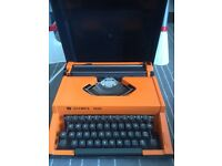Olympia 1000 in retro orange