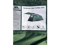 Trespass 5 man tunnel tent
