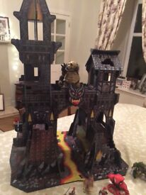 Tower of Doom ELC with figures as shown.