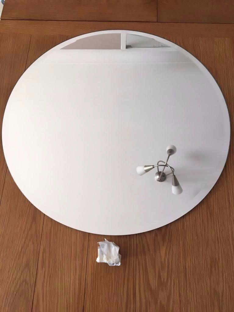 Ikea Kolja Round Mirror