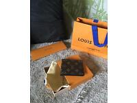 Genuine Louis Vuitton wallet with certificate