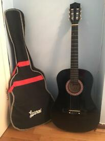 Lauren Guitar with Guitar Case and Stand