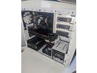 Gaming PC / work computer. Intel 6600k