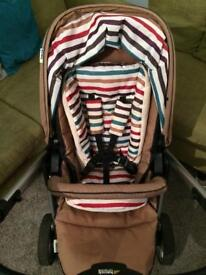 *price reduced* Hauck Shop 'n' Drive travel system