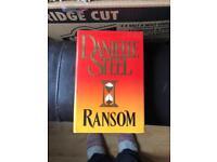 Danielle steel hardback books