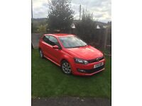 VW POLO 1.2, BLUEMOTION, 2011, Well Maintained and Serviced.