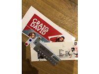 Craig David & Rita Ora 1st September Northamptonshire Cricket Club