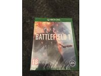 Xbox one Battlefield 1 SOLD