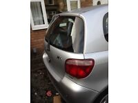 Toyota Yaris GLS with sunroof For Sale