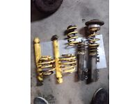 Vectra c coilovers