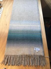 Johnstons of Elgin 100% cashmere stole shawls
