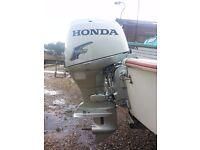 40hp Honda EFI 4 Stroke Outboard 2012