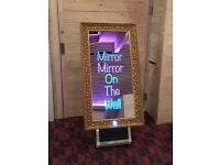 Magic Mirror Photo Booth - The Latest Photobooth Entertainment