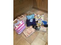 TRAVEL ACCESSORIES - (13 Items) - See Listing & All Photos