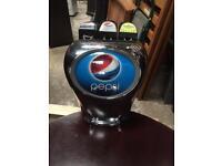 Pepsi pump