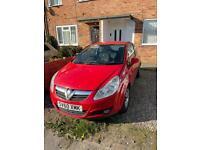 Vauxhall Corsa Energy Cdti73 Eflex 1.3L Red