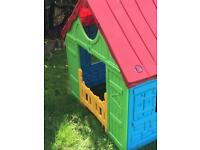 Small play house