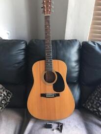 Tangle wood guitar