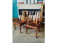 Nathan furniture dining chairs