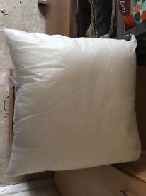 NEW POLYESTER FIBRE CUSHIONS