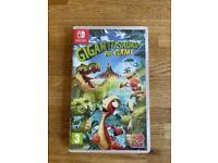 Gigantosauras - The Game - Nintendo Switch