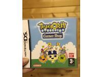 Tamagotchi Connexion Corner Shop Nintendo DS