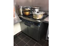 Commercial Gas 6 Burner - Very Solid
