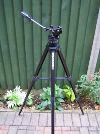 'BILORA' Multi-Profile 5163 camera Tripod