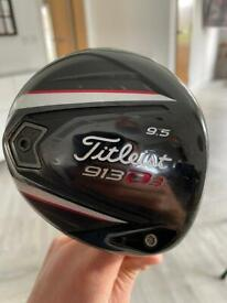 Titliest 913 D2 driver - immaculate