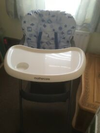 Hardly Used Highchair