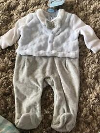 New born boys outfit!
