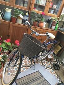 Viking Kensington traditional leisure bike