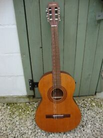 Vintage,Classic,Landola C-25,Full Size Guitar.Made In Finland.