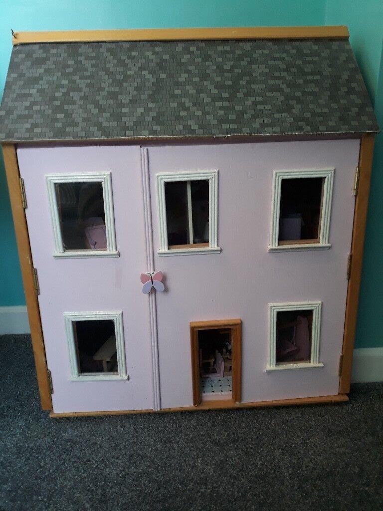 Childs Homemade Dolls House In Exeter Devon Gumtree