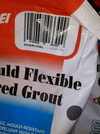 Mapei Flexible Wall And Floor Tile Grout 2 5kg Charcoal