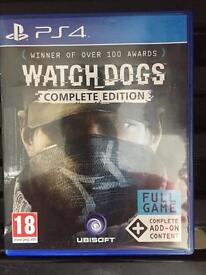 Watch dogs the complete edition