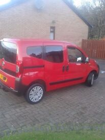 FIAT QUBO EXCELLENT CONDITION MOTED 1 YEAR
