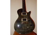 LIKE NEW: PRS SE Singlecut Guitar - Grey Black